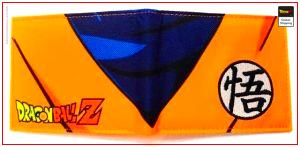 Dragon Ball Z wallet (Embroidered) Default Title Official Dragon Ball Z Merch