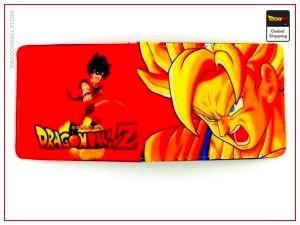 Dragon Ball Z wallet Sangoku SSJ1 Default Title Official Dragon Ball Z Merch