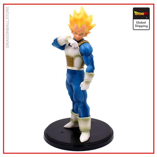 DBZ Figure Vegeta Prince Saiyan Default Title Official Dragon Ball Z Merch