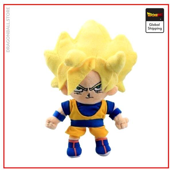 Dragon Ball Plush Goku Super Saiyan Default Title Official Dragon Ball Z Merch