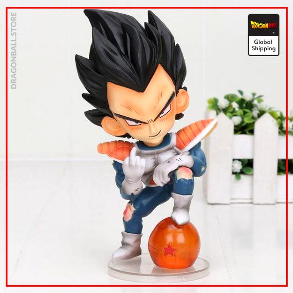 DBZ Figure Vegeta Mini Default Title Official Dragon Ball Z Merch