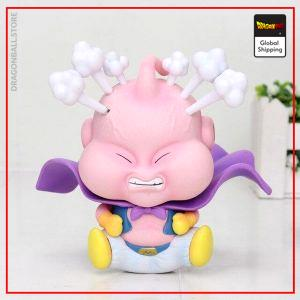 DBZ Figure Majin Boo Mini Default Title Official Dragon Ball Z Merch