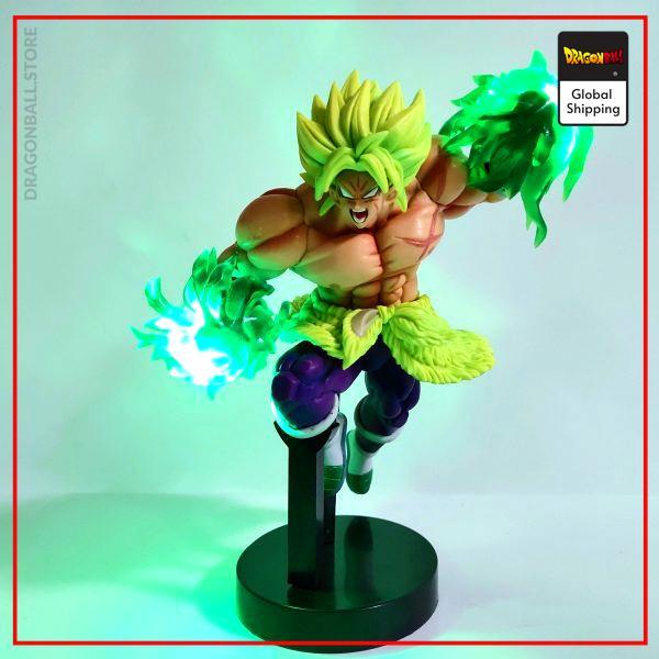Dragon Ball Z LED Figure Broly Legendary Warrior Default Title Official Dragon Ball Z Merch