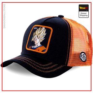 Dragon Ball Z Cap  Goku SSJ1 Default Title Official Dragon Ball Z Merch