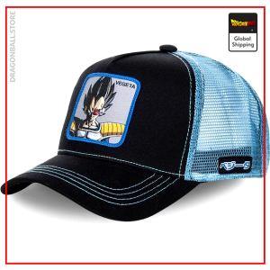 Dragon Ball Z Cap  Vegeta Sensor Default Title Official Dragon Ball Z Merch