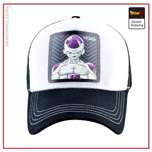 Dragon Ball Z Cap  Freezer White/Black Official Dragon Ball Z Merch