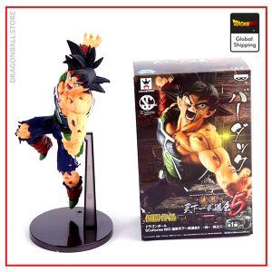 DBZ Figure  Bardock Default Title Official Dragon Ball Z Merch