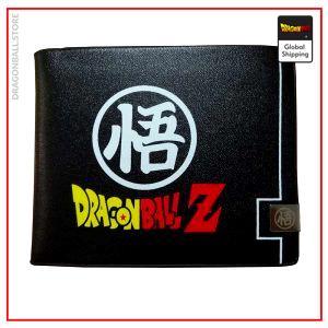 "Dragon Ball Z Wallet  Kanji ""Go"" Default Title Official Dragon Ball Z Merch"