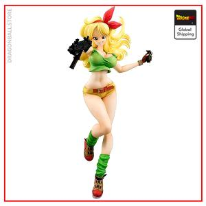 Sexy DBZ Figure Lunch Army Default Title Official Dragon Ball Z Merch
