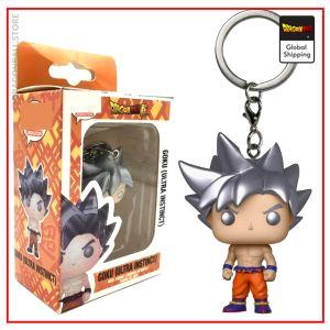 Funko POP Keychain Goku Ultra Instinct Default Title Official Dragon Ball Z Merch