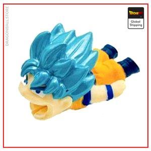 Cable Protector DBZ  Goku SSJ Blue Default Title Official Dragon Ball Z Merch