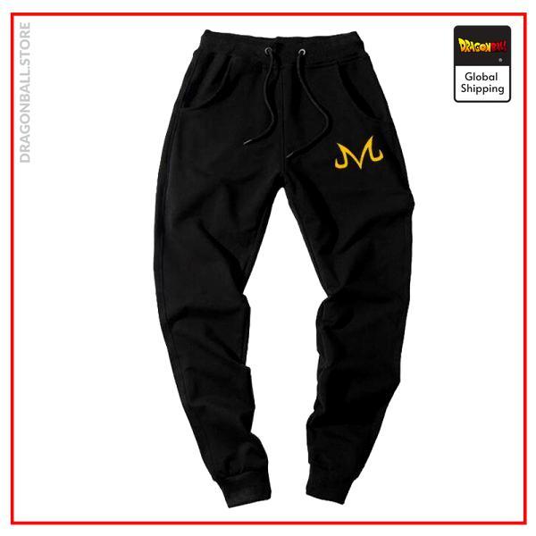 Dragon Ball Jogging suit Majin (Black) Red Logo / S Official Dragon Ball Z Merch