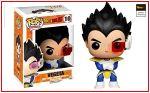 Funko Pop Dragon Ball Vegeta Default Title Official Dragon Ball Z Merch