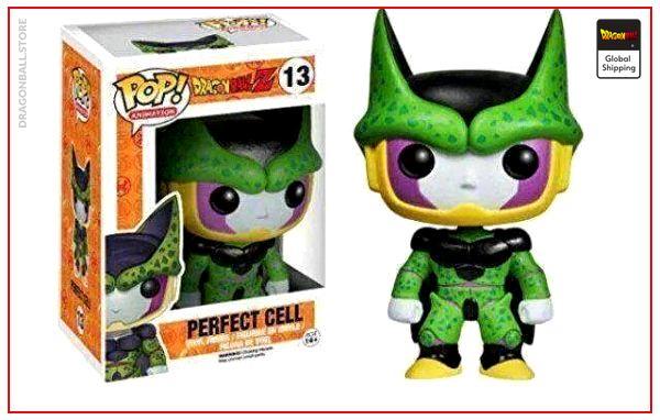 Funko Pop Dragon Ball  Cell Default Title Official Dragon Ball Z Merch