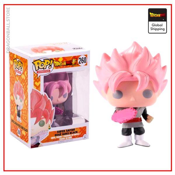 Funko Pop Dragon Ball Goku Black Rosé Default Title Official Dragon Ball Z Merch