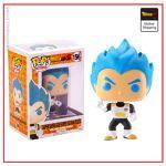 Funko Pop Dragon Ball Vegeta Blue Default Title Official Dragon Ball Z Merch