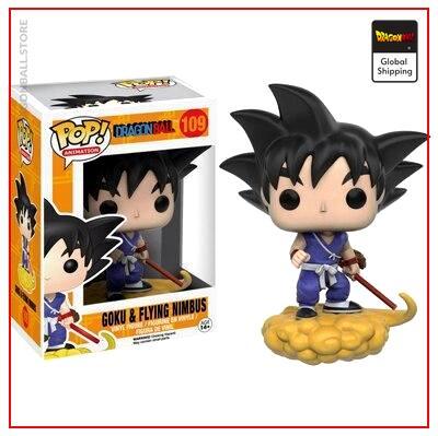 Funko Pop Dragon Ball Goku Magic Cloud Default Title Official Dragon Ball Z Merch