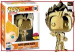 Funko Pop Dragon Ball Vegeta Gold Default Title Official Dragon Ball Z Merch