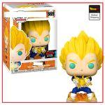 Funko Pop Dragon Ball Vegeta Final Flash With the box Official Dragon Ball Z Merch