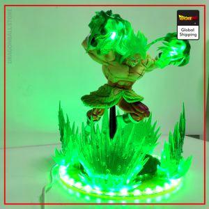 Dragon Ball Z LED Figure Broly SSJ Default Title Official Dragon Ball Z Merch