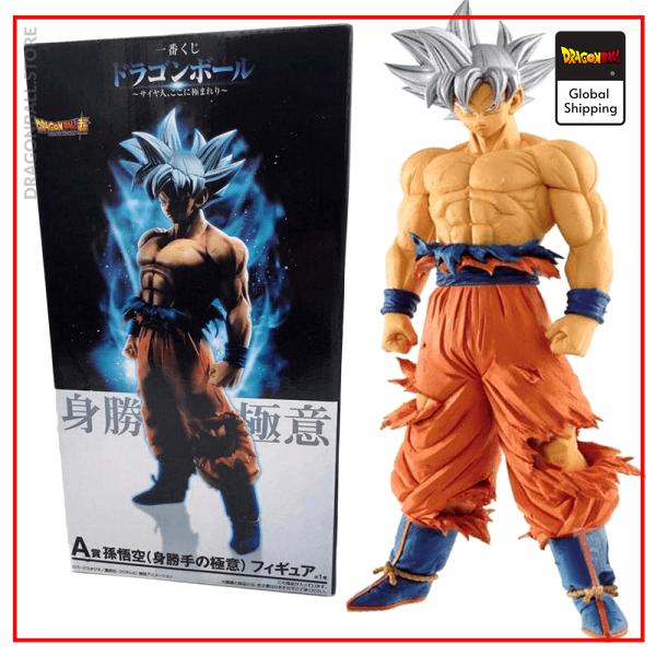 DBZ figure Goku Ultra Instinct Default Title Official Dragon Ball Z Merch