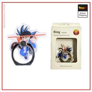 DBZ Phone Ring Goku Training Default Title Official Dragon Ball Z Merch