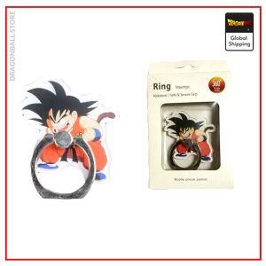 DBZ Phone Ring Goku pissed off Default Title Official Dragon Ball Z Merch