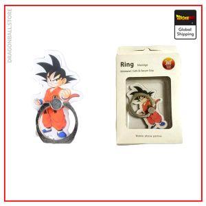 DBZ Phone Ring Goku Martial Arts Default Title Official Dragon Ball Z Merch