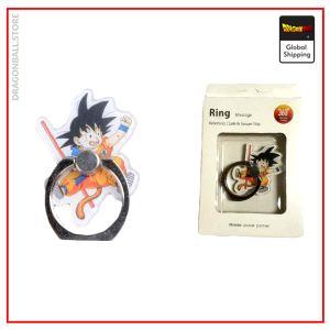 DBZ Phone Ring Sangoku Small Default Title Official Dragon Ball Z Merch