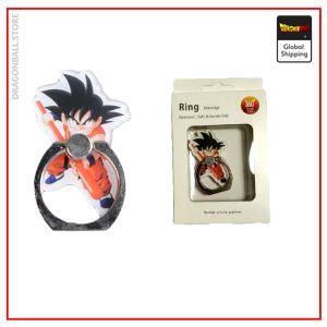 DBZ Phone Ring Goku Position Combat Default Title Official Dragon Ball Z Merch