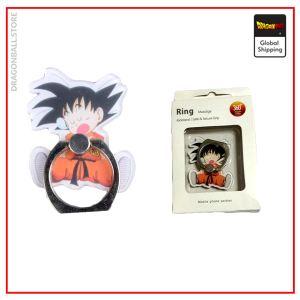 DBZ Phone Ring Sleeping Goku Default Title Official Dragon Ball Z Merch