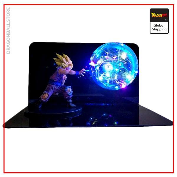 Dragon ball Z lamp Son Gohan Default Title Official Dragon Ball Z Merch