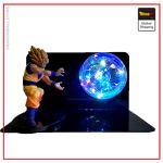 Dragon ball Z lamp Goku SSJ Genkidama Default Title Official Dragon Ball Z Merch