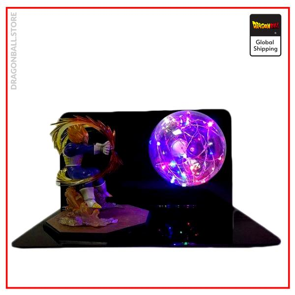 Dragon ball Z lamp Vegeta Big Bang Default Title Official Dragon Ball Z Merch