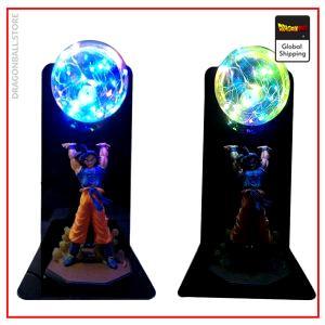 Dragon ball Z lamp Genkidama Colorful Default Title Official Dragon Ball Z Merch