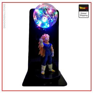 Dragon ball Z lamp Vegeta SSJ3 Default Title Official Dragon Ball Z Merch