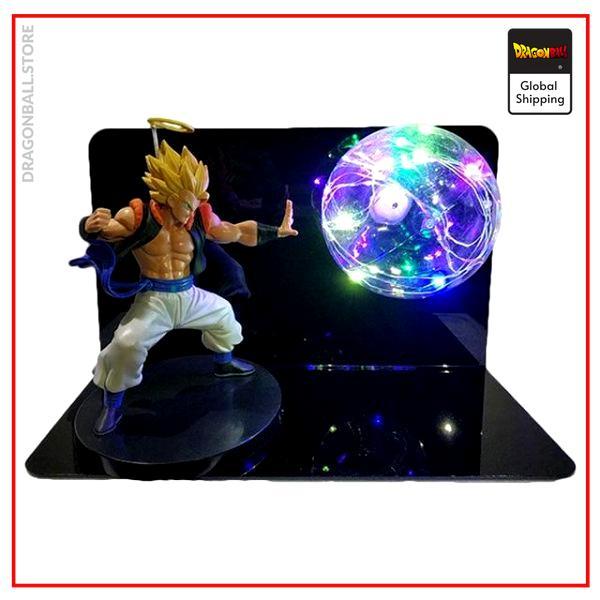 Dragon ball Z lamp Gogeta Super Saiyan Default Title Official Dragon Ball Z Merch