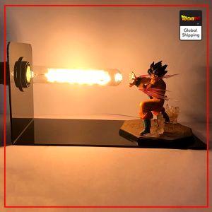 """Dragon ball Z lamp Kamehameha """"Beam"""" Default Title Official Dragon Ball Z Merch"""