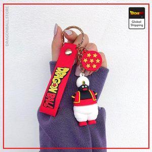 Dragon Ball Z Keychain Mr. Popo Default Title Official Dragon Ball Z Merch