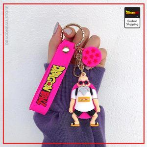Dragon Ball Z Keychain Awesome Turtle Default Title Official Dragon Ball Z Merch