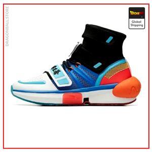 Dragon Ball Sneakers Goku SSJ Blue V2 4 / 39 Official Dragon Ball Z Merch