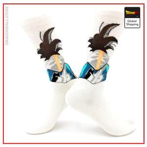 Dragon Ball Socks Goku Streetwear Default Title Official Dragon Ball Z Merch