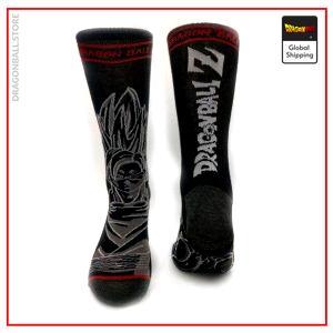 Dragon Ball Socks Goku Super Saiyan Dark Default Title Official Dragon Ball Z Merch