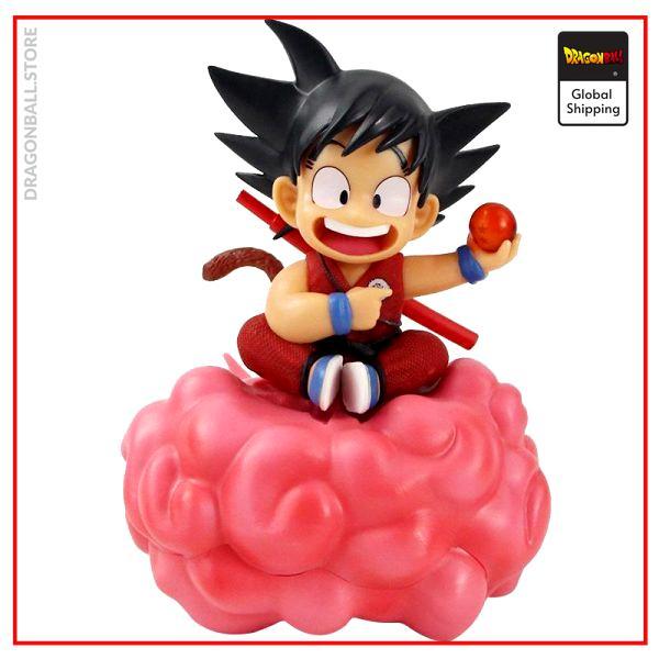 DBZ Figure Goku Magic Cloud Default Title Official Dragon Ball Z Merch