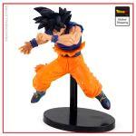 DBZ Figure Goku Concentration Default Title Official Dragon Ball Z Merch