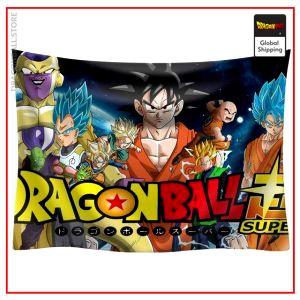 Dragon Ball Saga Super Canvas 3 / 90x75cm Official Dragon Ball Z Merch