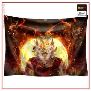Dragon Ball Canvas Saiyan Rage 5 / 90x75cm Official Dragon Ball Z Merch