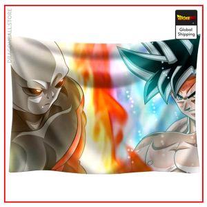 Dragon Ball Canvas Jiren vs Goku 6 / 90x75cm Official Dragon Ball Z Merch