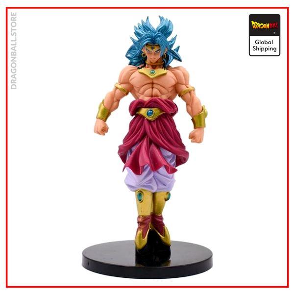 DBZ Figure Broly Super Saiyan Blue Default Title Official Dragon Ball Z Merch