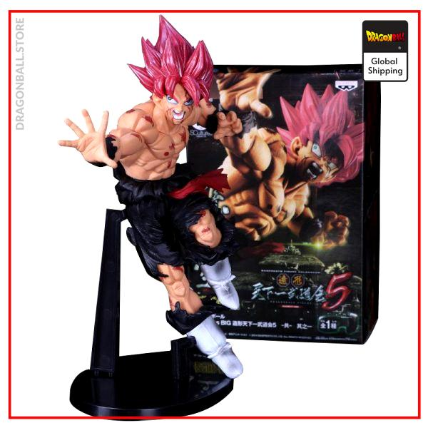 DBS Figure Goku Black Rosé Default Title Official Dragon Ball Z Merch